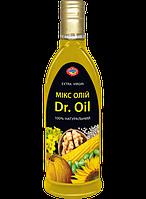 Олія першого холодного віджиму Мікс олій 250мл Dr.Oil