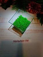 Посыпка кондитерская елочки зеленая 40 г
