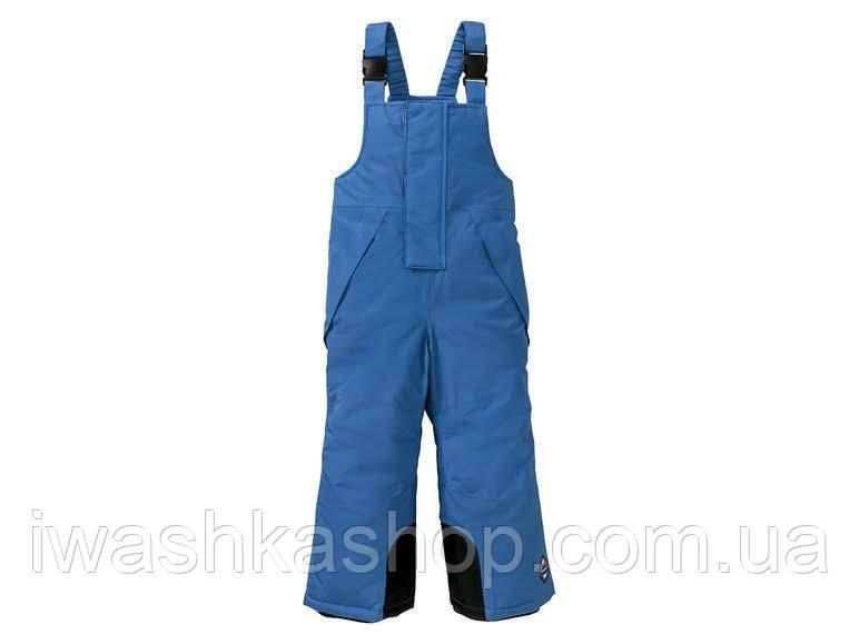 Функциональные зимние лыжные штаны на мальчиков 2 - 4 лет, р. 98 - 104, Crivit / Lidl