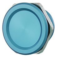 Кнопка выхода ROSSLARE PX-13L внешняя пъезо синяя (Израиль)
