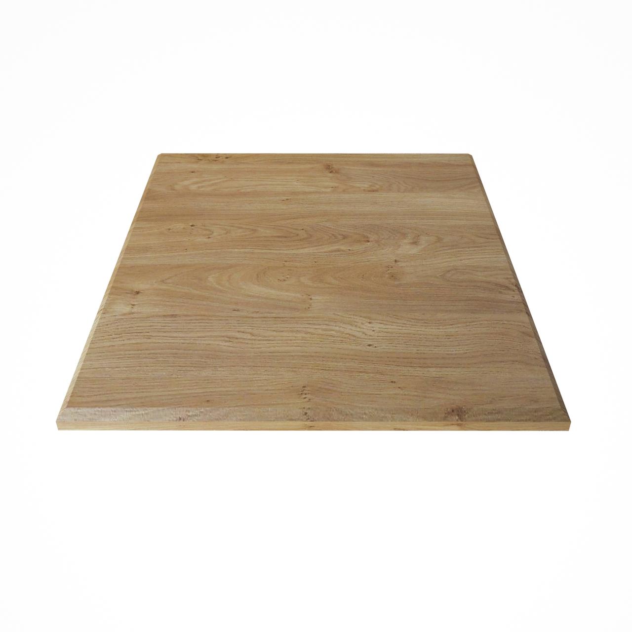 Квадратные деревянные столешницы для кафе, баров, ресторанов
