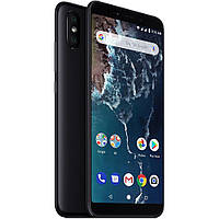 Смартфон Xiaomi MI A2 4/64 Black [Global] (M1804D2SG) EAN/UPC: 6941059609780