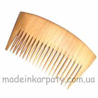 Расчёска деревянная