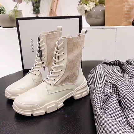 Ботинки Женские Gucci, фото 2