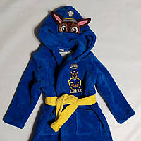 Халат для мальчика Щенячий патруль Primark Nickelodean р.92cм.(1,5-2года)