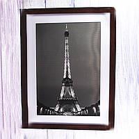 Фотокартина Эйфелева башня ночью, 43*33 см