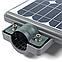 Светодиодный уличный светильник на солнечной батарее LED Solar Street Light 80W all-in-one, фото 4