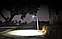 Светодиодный уличный светильник на солнечной батарее LED Solar Street Light 80W all-in-one, фото 5