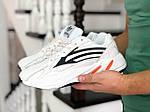 Мужские кроссовки Adidas Yeezy Boost 700 (белые), фото 2