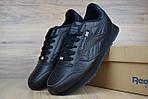 Мужские кроссовки Reebok Classic 1983 (черные), фото 2