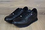 Мужские кроссовки Reebok Classic 1983 (черные), фото 3