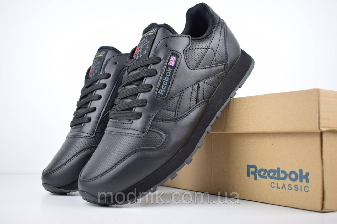 Мужские кроссовки Reebok Classic (черные)