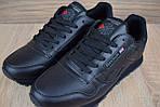 Мужские кроссовки Reebok Classic (черные), фото 8