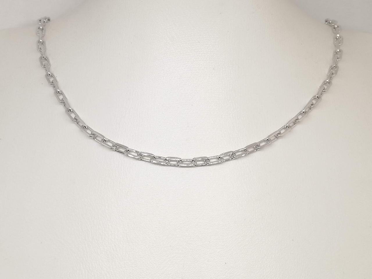 Серебряная цепочка (Якорное). Артикул 880020С 55