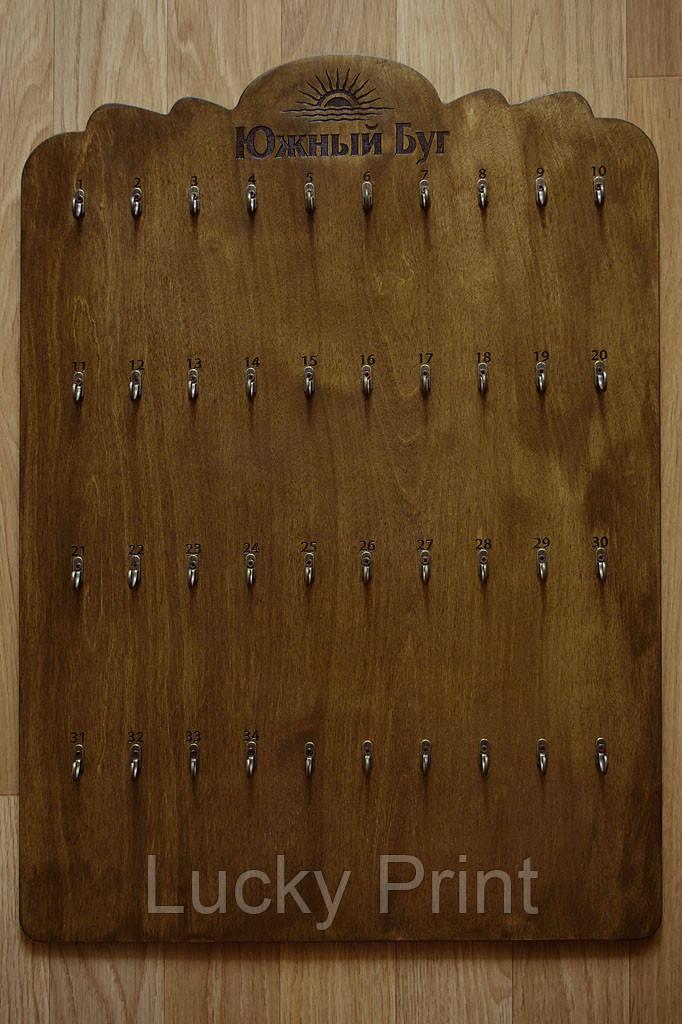 Доска для ключей