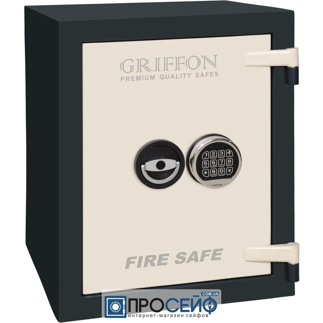 Огнестойкий сейф GRIFFON FS.57.E, фото 1