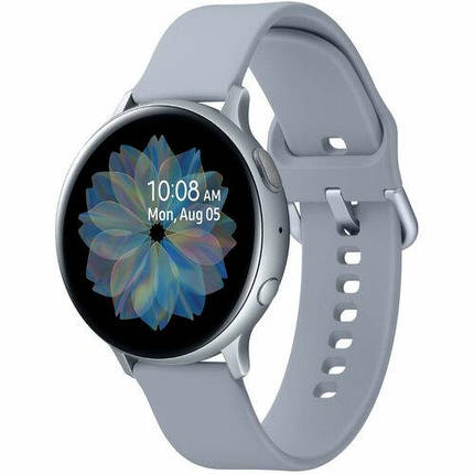 Смарт-часы Samsung Galaxy Watch Active 2 44mm Aluminium Cloud Silver, фото 2