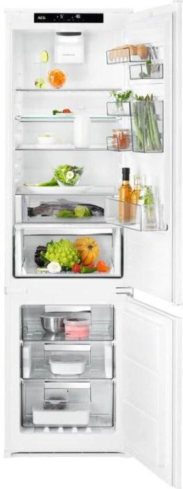 Встраиваемый холодильник AEG SCE81926TS