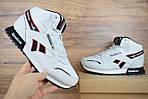 Мужские зимние кроссовки Reebok (белые), фото 6