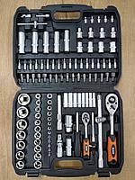 Набор ключей головок инструментов Black Tools : 108 елементов