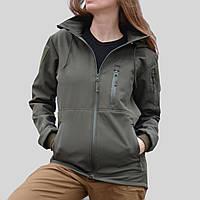 Куртка Softshell GROM Army Olive 42