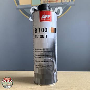 Средство для защиты шасси APP B100 Autobit, 1 литр