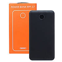 Портативное зарядное устройство (Power Bank) Remax Energy Eye RPP-37 10000mAh, Black, фото 1