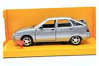 Машинка игровая автопром «ВАЗ-2112» (свет, звук) цвет бронза, фото 1