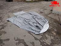 Тент ГАЗЕЛЬ, ГАЗ 3302 (ткань облегченная, цвет серый). 3302-6002020. Цена с НДС.