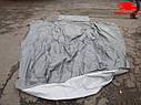 Тент ГАЗЕЛЬ, ГАЗ 3302 (ткань облегченная, цвет серый). 3302-6002020. Ціна з ПДВ., фото 6