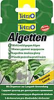 Tetra Aqua Algetten 12 табл. контроль обростаний на 240 л.