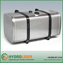 Алюминиевый топливный бак 465л (670х700х1190)