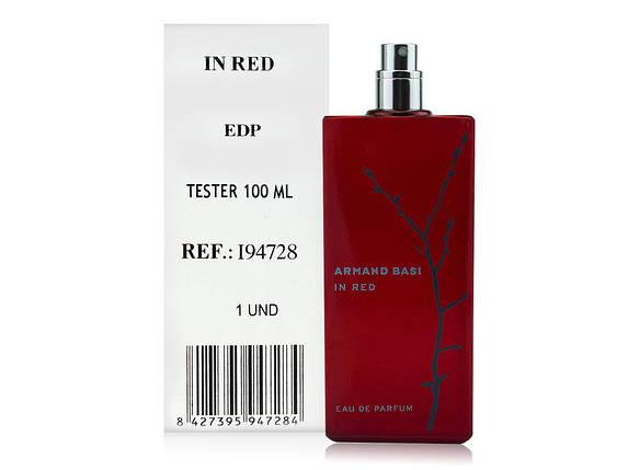 Парфюм Armand Basi In Red edp (красн.)  тестер, фото 2