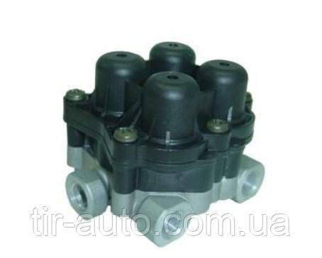 Клапан четырехконтурный защитный DAF 65CF/75/CF/95XF, AE 4610 ( MAY ) 2471-07
