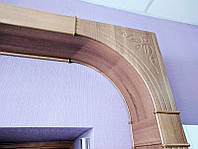Добавочный комплект к арке 1270*600*2400 ПВХ De Luxe