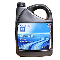 Масло GM Motor Oil 10W-40 кан. 5л. 1942046