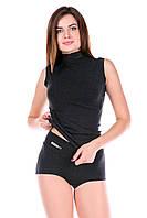 Женские термошорты Totalfit Light TH320-V9 L Темно-серый, фото 1