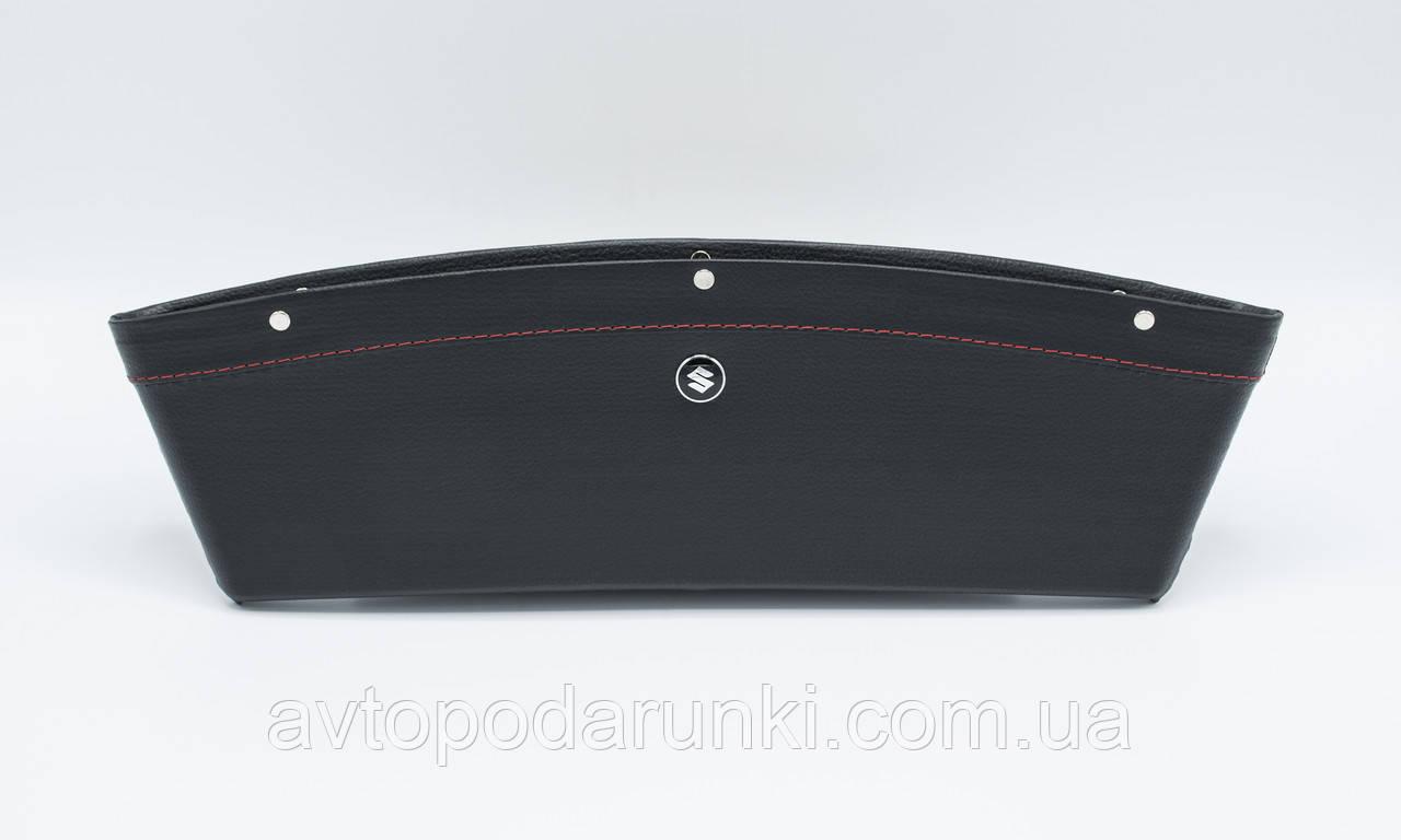 """Автомобильный карман-органайзер """"Type-2 Black"""" SUZUKI"""