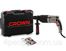 Перфоратор Crown CT18138 BMC, фото 2