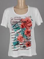Женские футболки секонд хенд оптом
