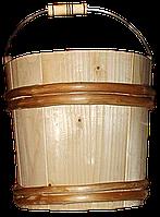 Деревянное ведро