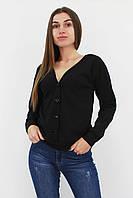 S, M, L / Стильна жіноча кофта Nevada, чорний