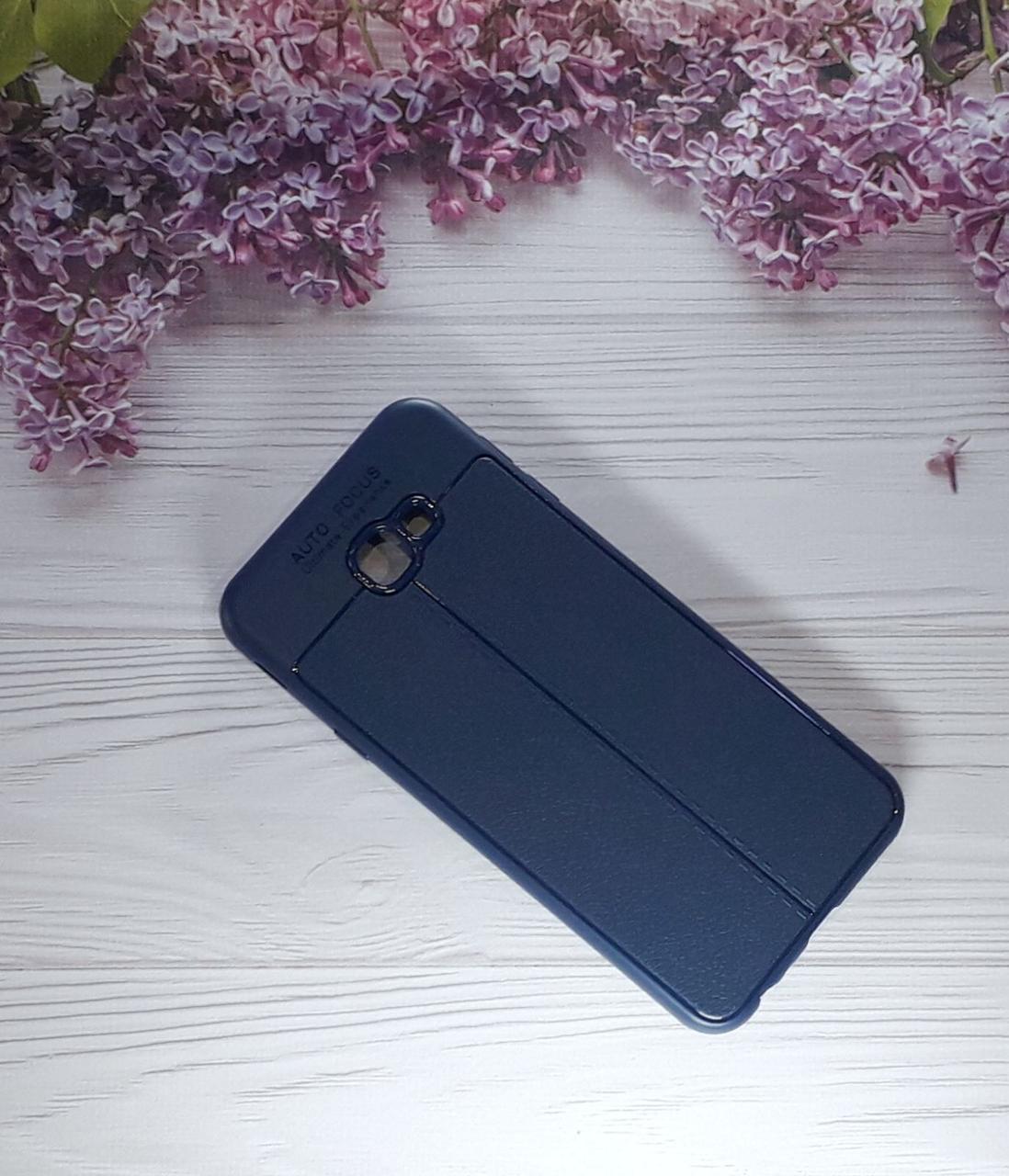 Чохол накладка AutoFocus на Samsung J4 Plus (2018), J415, Dark Blue