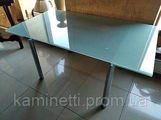 Стол стеклянный раскладной DIVO
