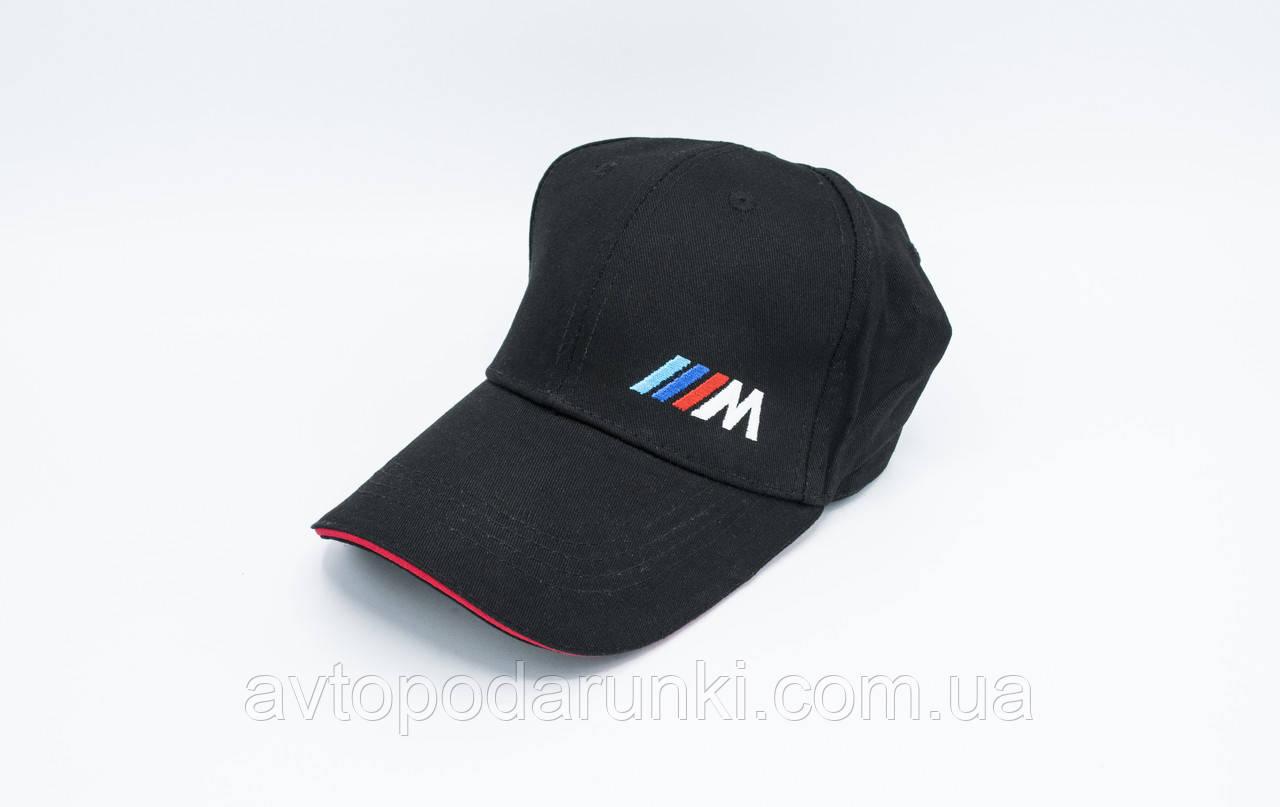 Кепка BMW M motorsport / F2 Черная