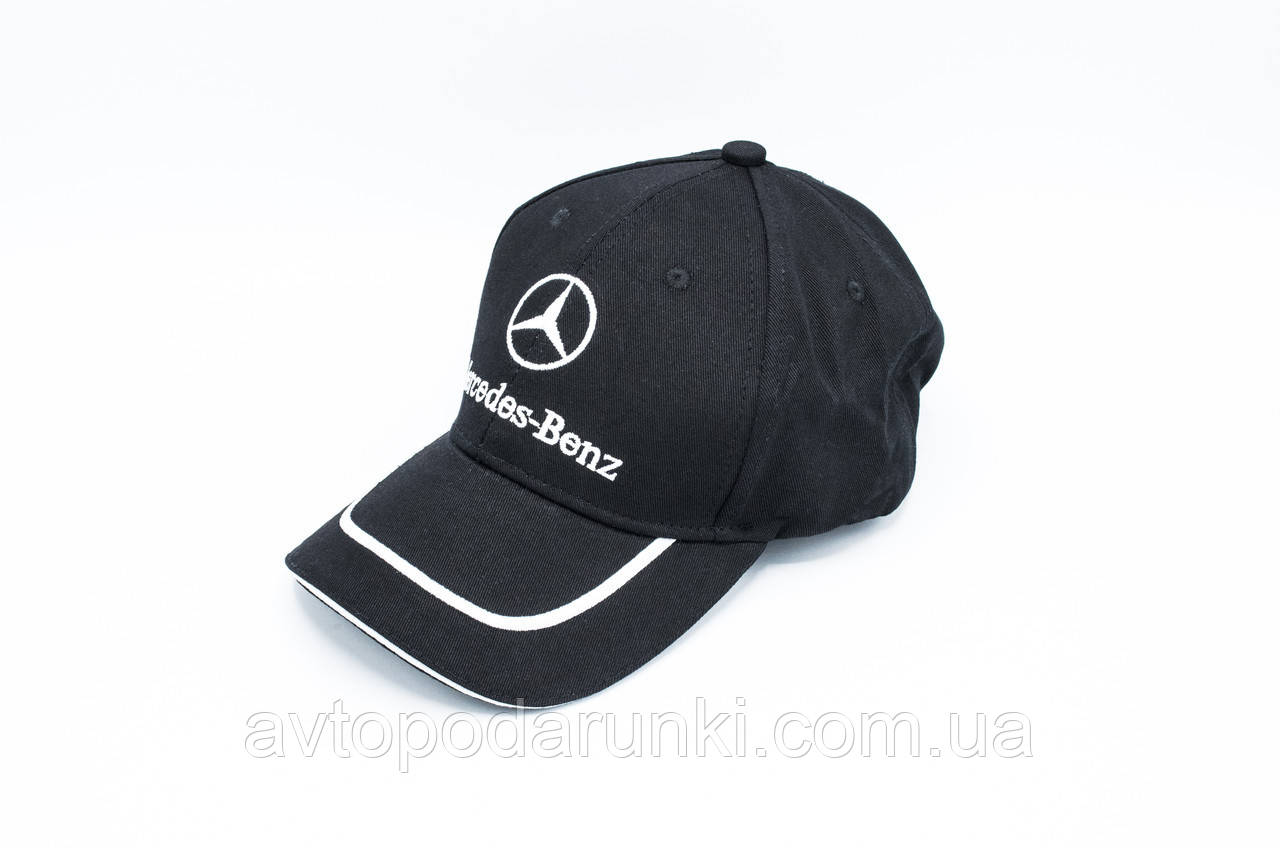 Кепка Mercedes-Benz / F3 amg Черная