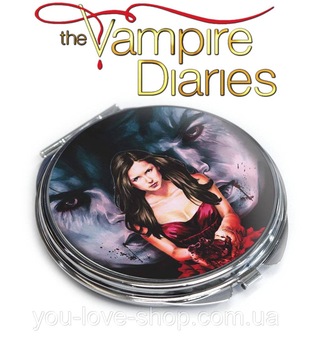 Карманное зеркало Елена Дневники вампира / The Vampire Diaries
