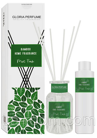 Аромадиффузор Bamboo Home Fragrance Mint Fresh, 150 мл., фото 2