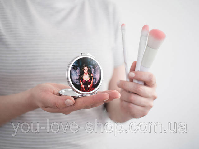 Карманное зеркало Дневники вампира / The Vampire Diaries