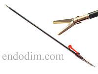 Ножиці прямі з двома активними браншами